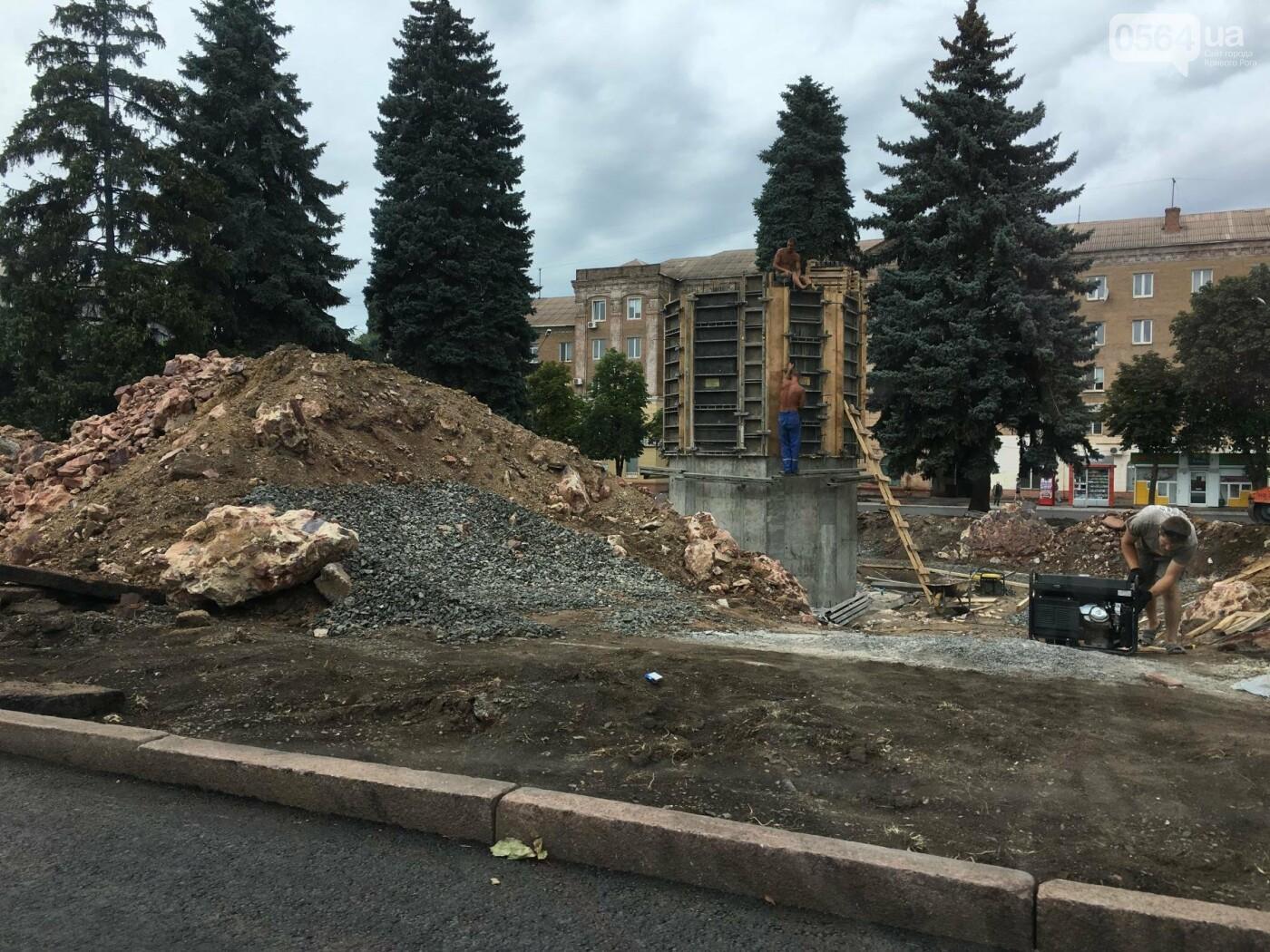 В Кривом Роге не успеют установить памятник князю Владимиру до празднования 1030-летия крещения Киевской Руси, фото-8