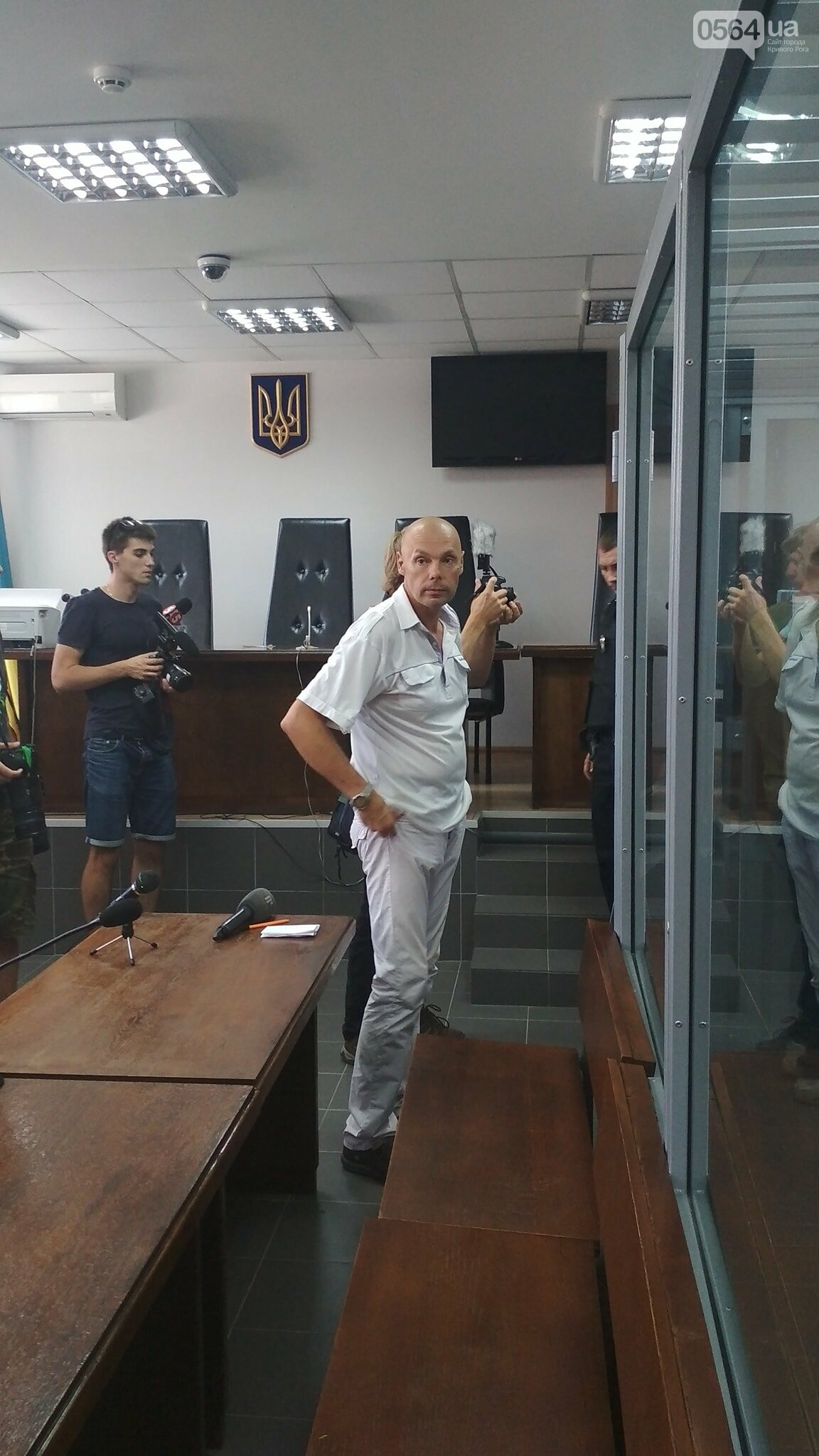 "В Бердянске суд заключил под стражу 4-х подозреваемых в убийстве ""Сармата"", - ФОТО, ВИДЕО, фото-4"