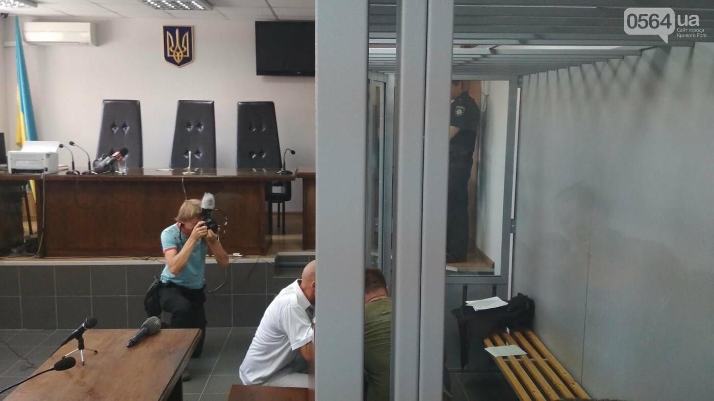 "В Бердянске суд заключил под стражу 4-х подозреваемых в убийстве ""Сармата"", - ФОТО, ВИДЕО, фото-6"