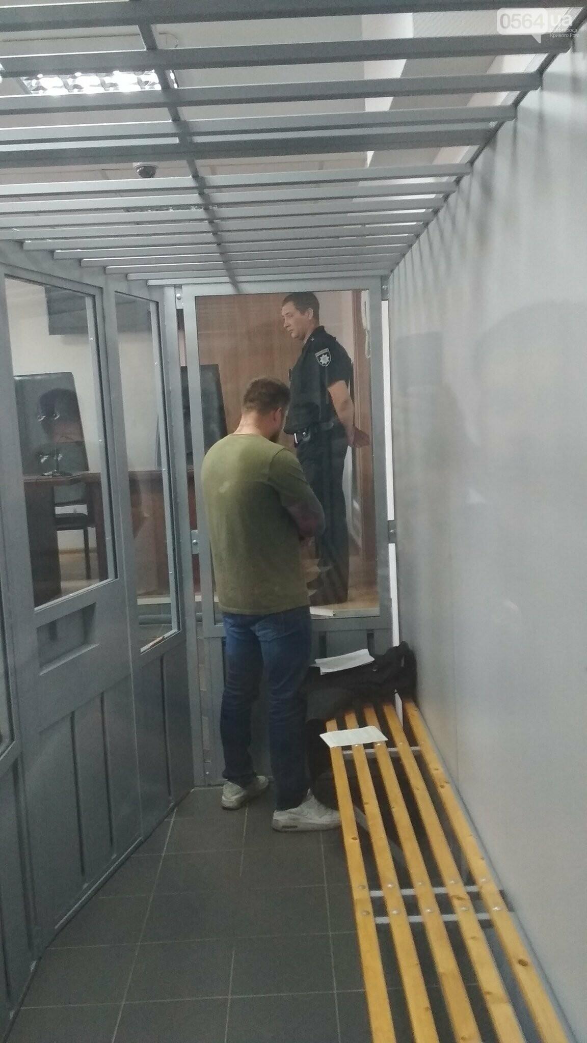 "В Бердянске суд заключил под стражу 4-х подозреваемых в убийстве ""Сармата"", - ФОТО, ВИДЕО, фото-5"