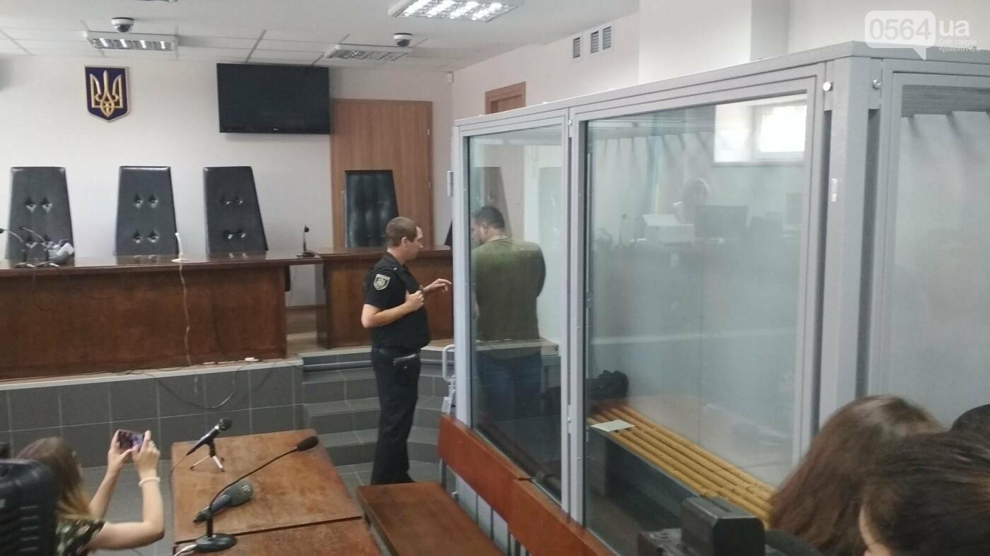 "В Бердянске суд заключил под стражу 4-х подозреваемых в убийстве ""Сармата"", - ФОТО, ВИДЕО, фото-3"