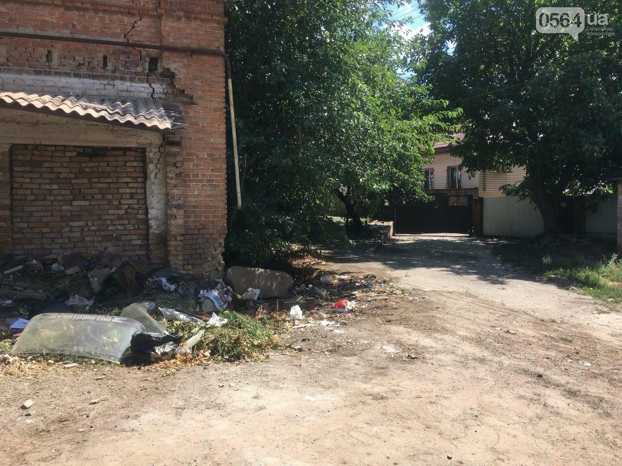 Криворожане помогли бездомной пожилой женщине, проживавшей за мусорными контейнерами, - ФОТО, ВИДЕО , фото-8