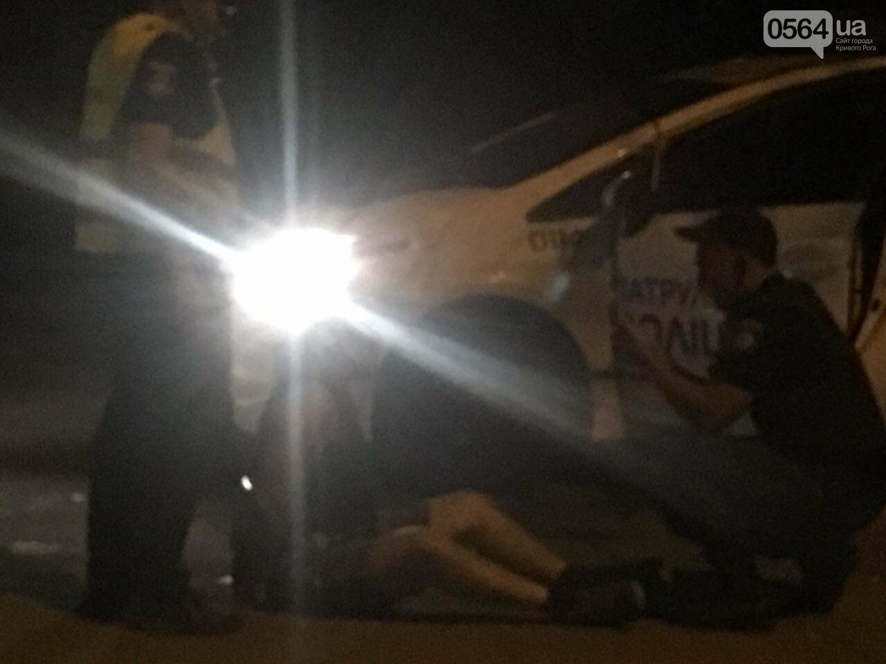 Попытка ограбить на Заречном криворожанку с двумя детьми закончилась для преступника разбитым лицом, - ФОТО , фото-4