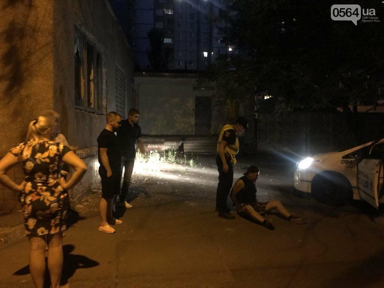 Попытка ограбить на Заречном криворожанку с двумя детьми закончилась для преступника разбитым лицом, - ФОТО , фото-1