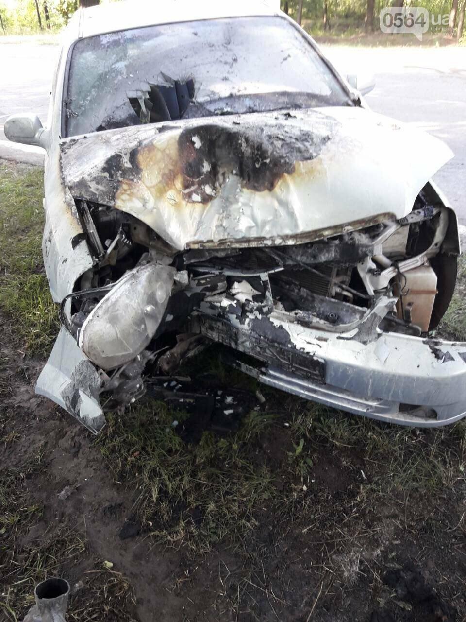 Стало известно, какие травмы получили двое подростков, которые попали в жуткое ДТП в Кривом Роге, - ФОТО, фото-4