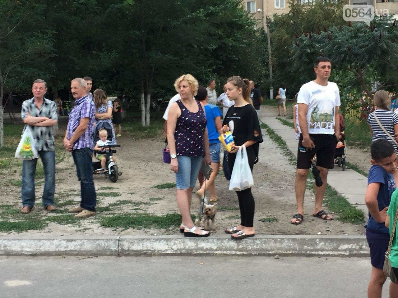 "Криворожане продолжают протестовать против ""химзавода"", - ФОТО, фото-16"