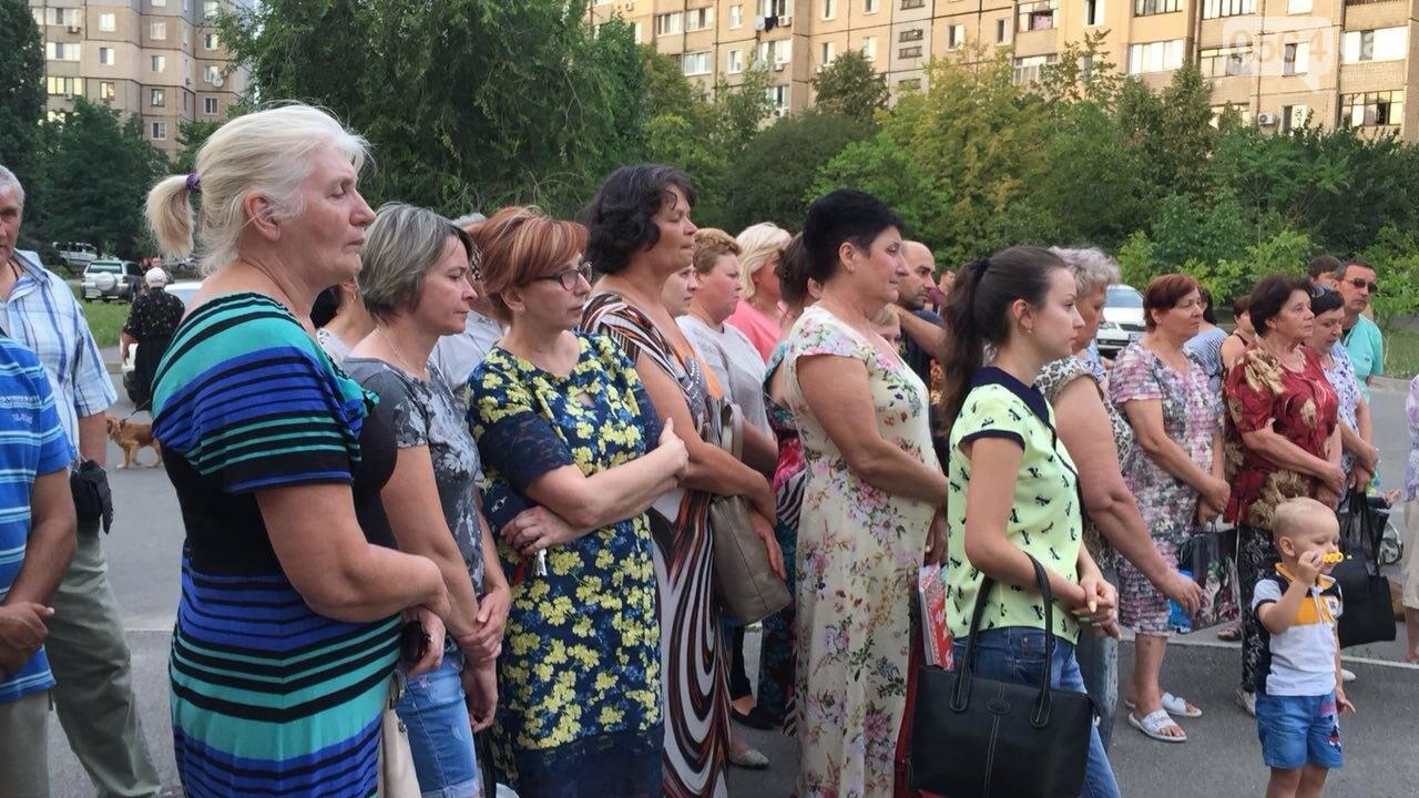 "Криворожане продолжают протестовать против ""химзавода"", - ФОТО, фото-10"