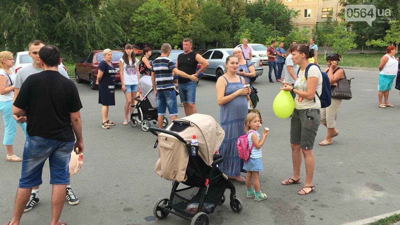 "Криворожане продолжают протестовать против ""химзавода"", - ФОТО, фото-13"