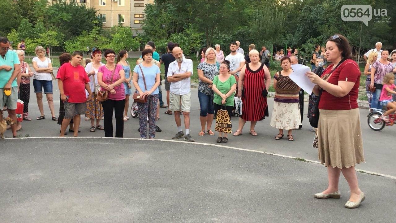 "Криворожане продолжают протестовать против ""химзавода"", - ФОТО, фото-15"