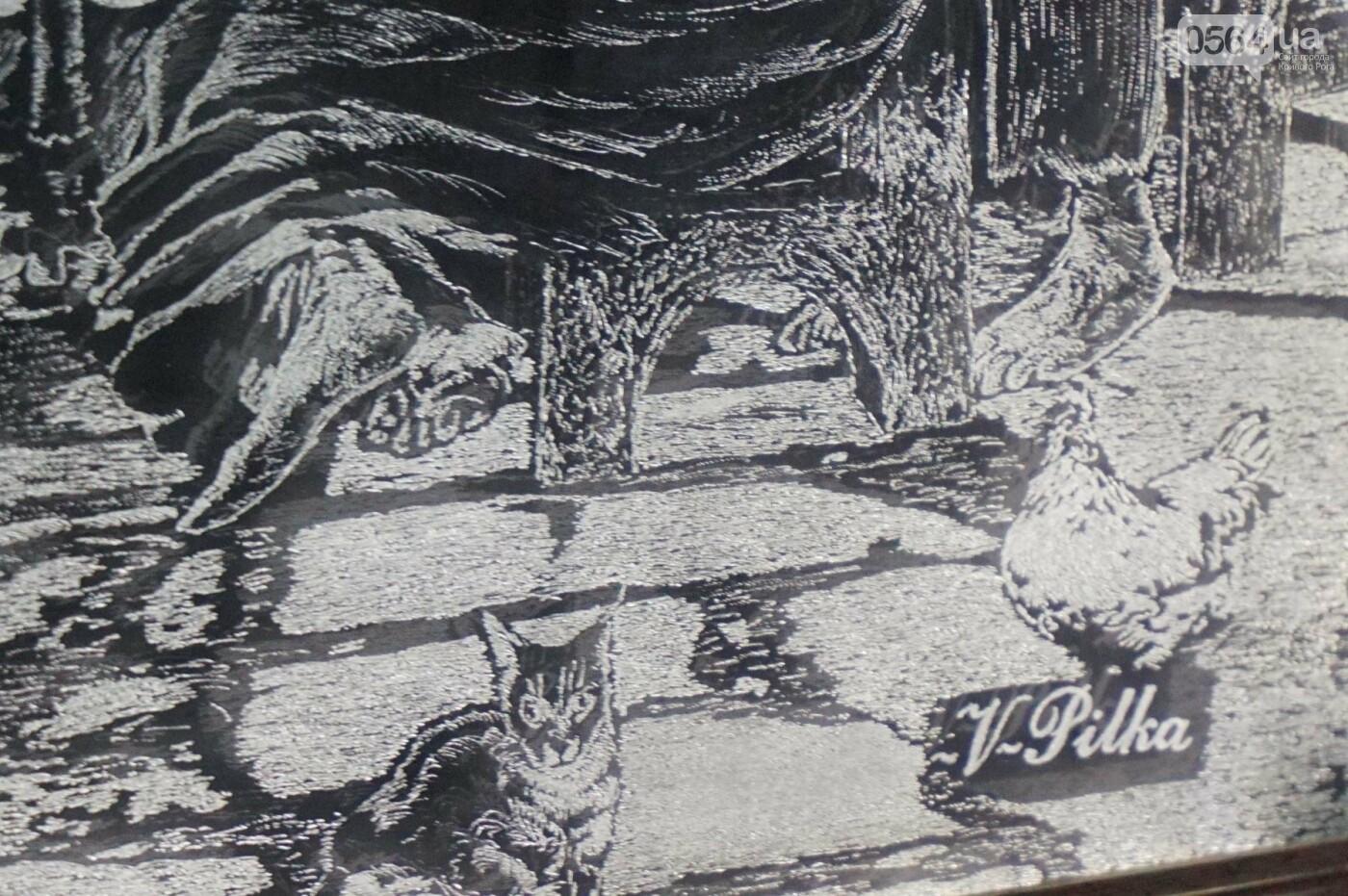 """Перед отправкой в Европу криворожанам презентовали картины """"Тайная вечеря"""" и """"Рыцарь, смерть и дьявол"""", - ФОТО, ВИДЕО, фото-34"""