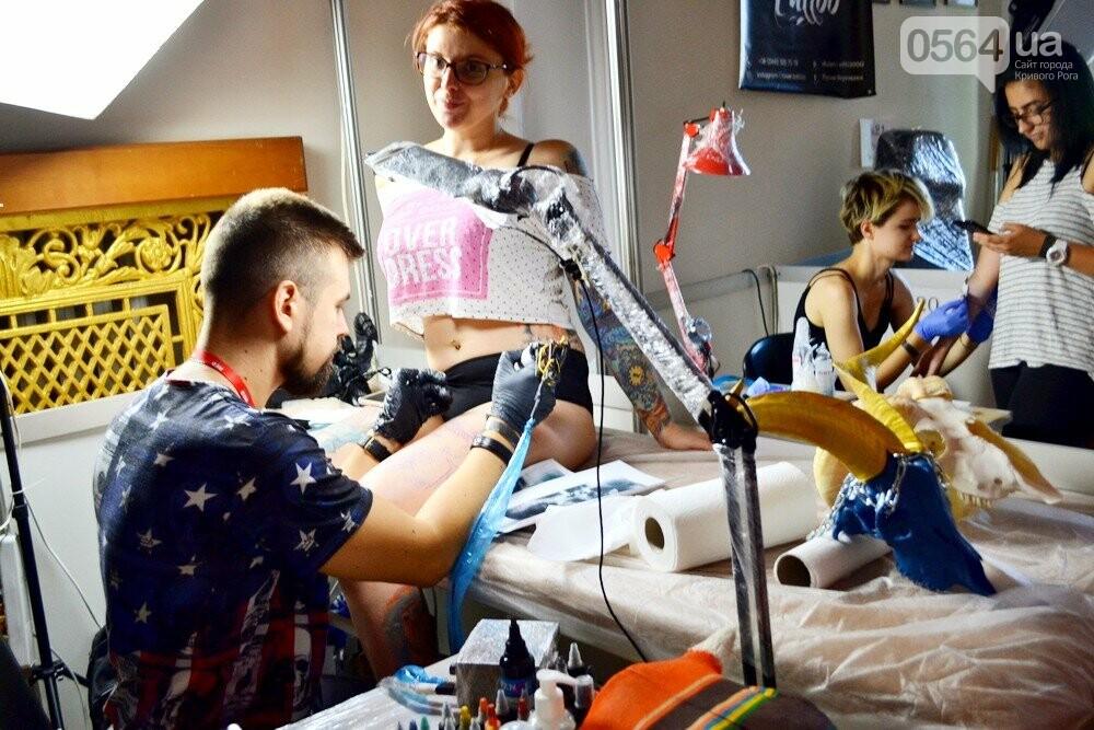 В Кривом Роге проходит тату-фестиваль. Победителей определят сегодня вечером, - ФОТО, ВИДЕО, фото-3