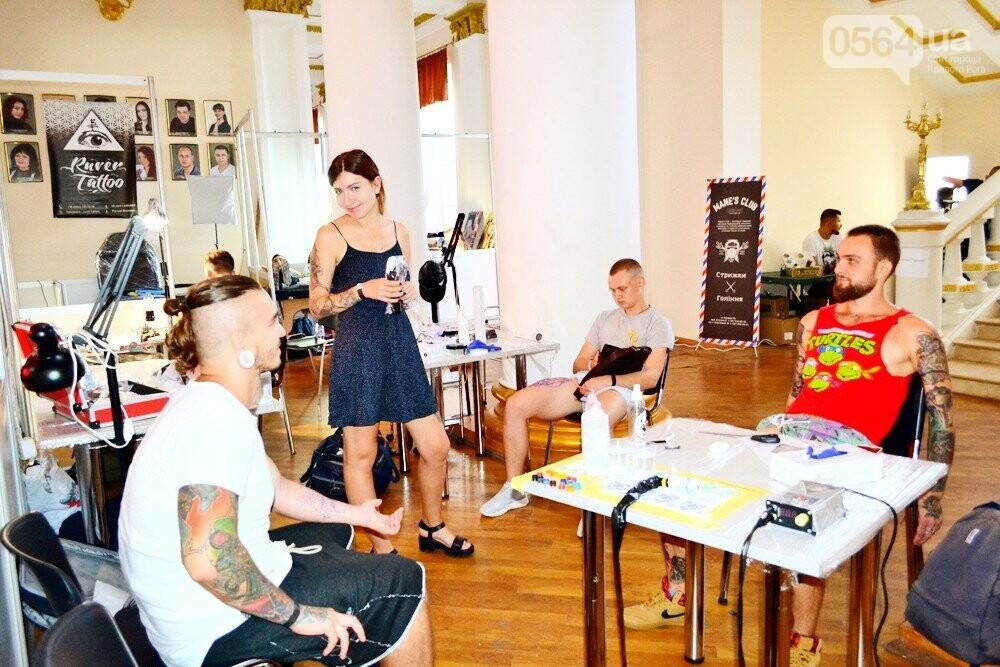 В Кривом Роге проходит тату-фестиваль. Победителей определят сегодня вечером, - ФОТО, ВИДЕО, фото-5