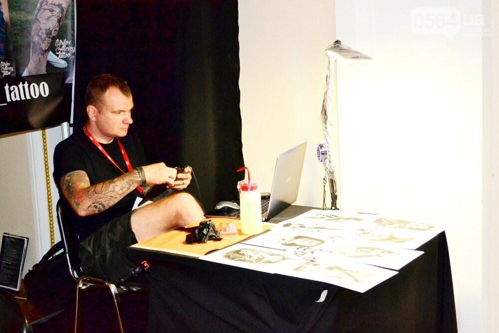 В Кривом Роге проходит тату-фестиваль. Победителей определят сегодня вечером, - ФОТО, ВИДЕО, фото-2