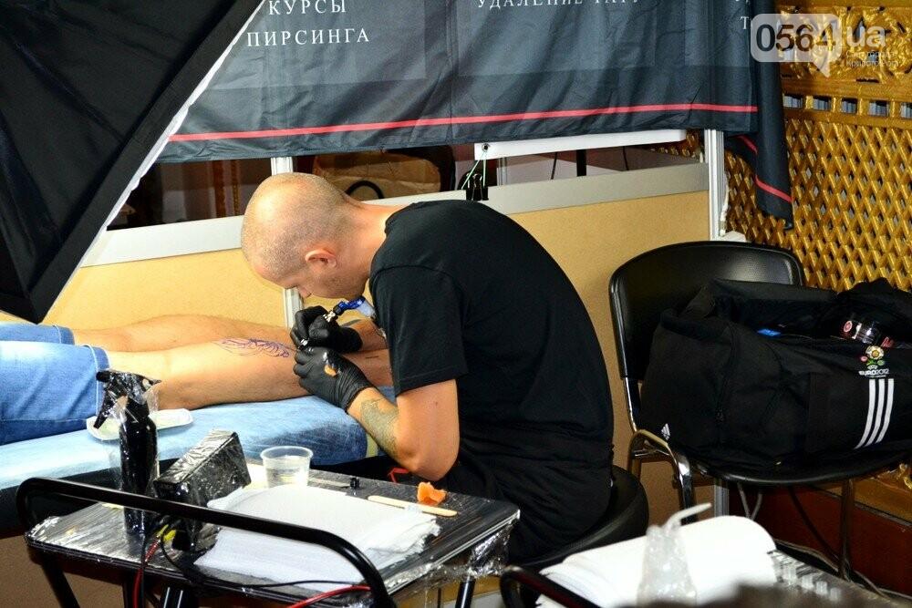 В Кривом Роге проходит тату-фестиваль. Победителей определят сегодня вечером, - ФОТО, ВИДЕО, фото-7