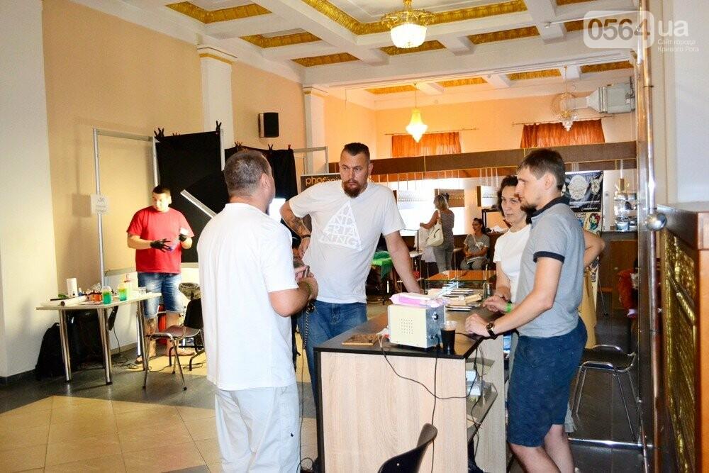 В Кривом Роге проходит тату-фестиваль. Победителей определят сегодня вечером, - ФОТО, ВИДЕО, фото-13