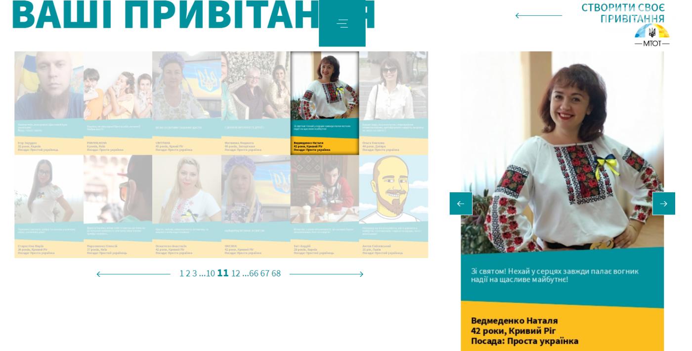 Криворожане приняли активное участие во Всеукраинской акции ко Дню Независимости. - ФОТО, ВИДЕО , фото-13