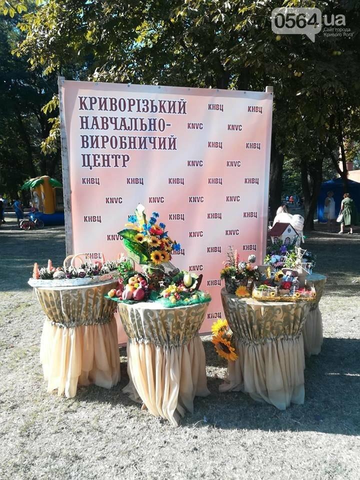 Мастер-классы, концерт и показательные выступления казаков, - как криворожане отмечают главный праздник страны в Долгинцевском районе, фото-9