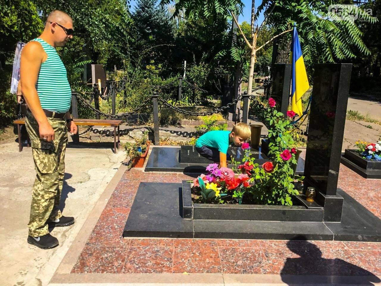На Аллее Героев провели панихиду по погибшим в зоне АТО криворожанам, - ФОТО , фото-18