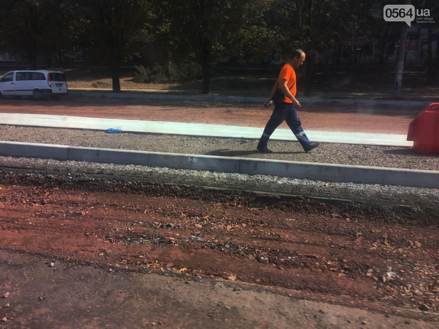 Центральную дорогу Кривого Рога планируют завершить к середине октября, - ФОТО , фото-32