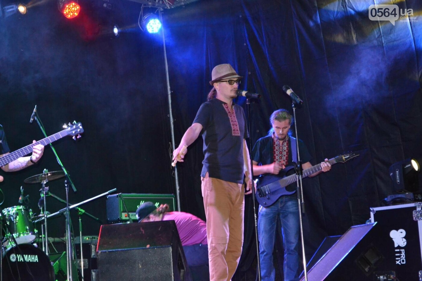 Подведение итогов, награждение победителей и выступление рок-групп, - чем завершился криворожский веломарафон, - ФОТО, ВИДЕО, фото-16