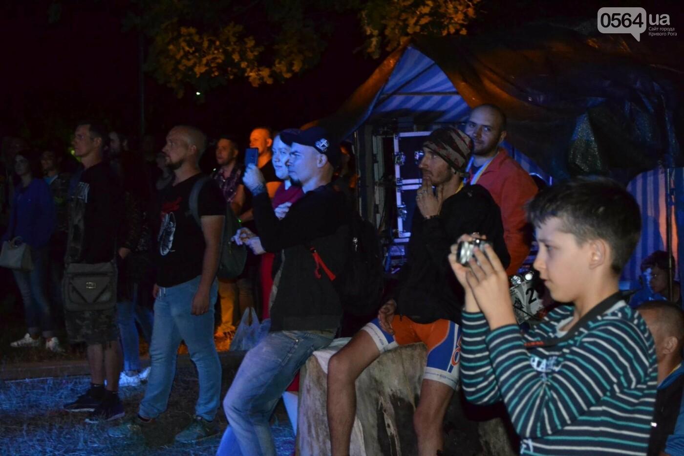 Подведение итогов, награждение победителей и выступление рок-групп, - чем завершился криворожский веломарафон, - ФОТО, ВИДЕО, фото-4