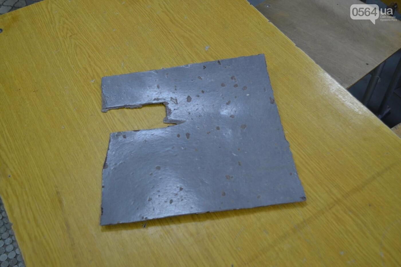 В школе Кривого Рога ремонтируют пол 5-копеечными монетами, - ФОТО, фото-9