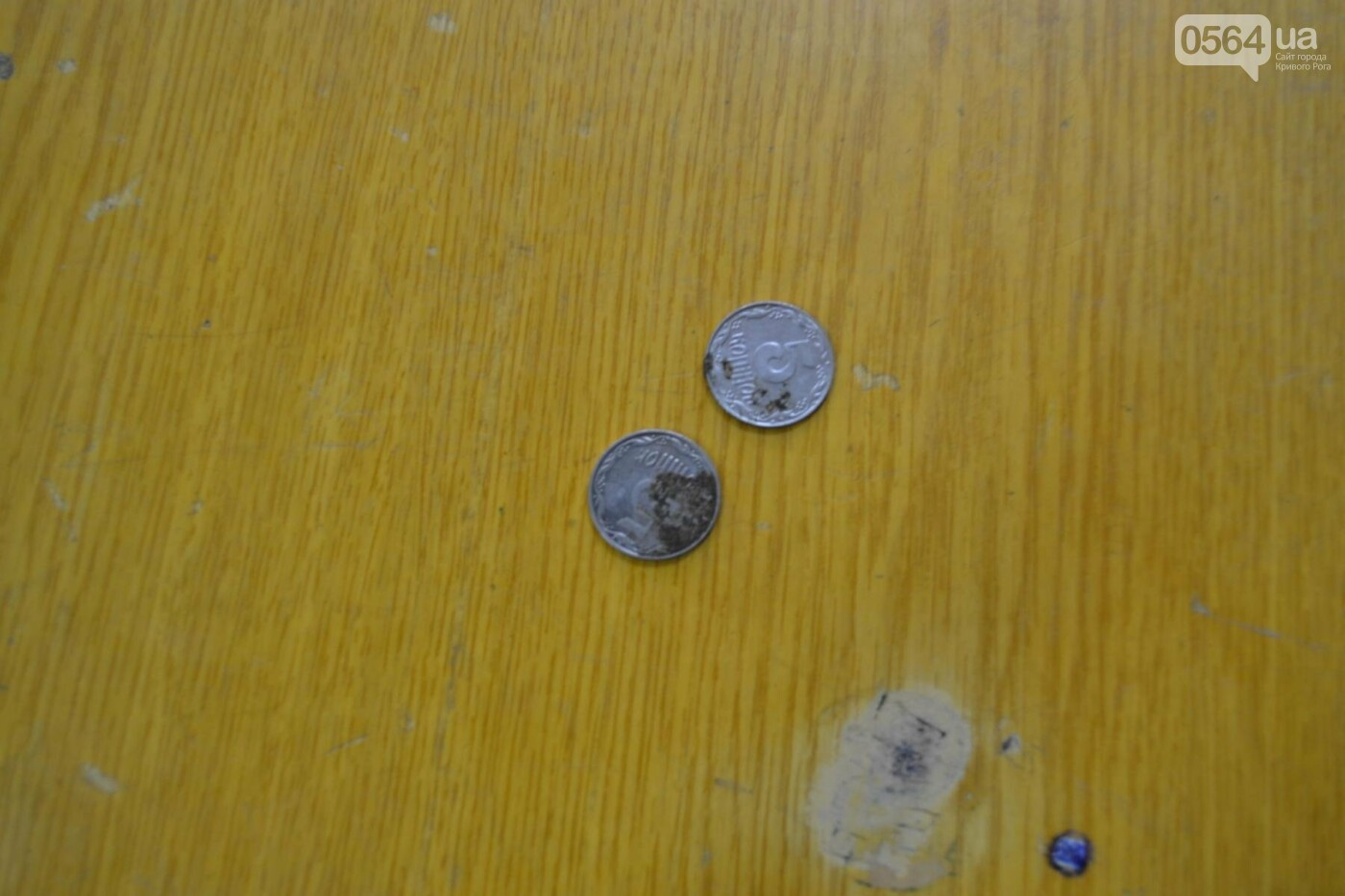 В школе Кривого Рога ремонтируют пол 5-копеечными монетами, - ФОТО, фото-18