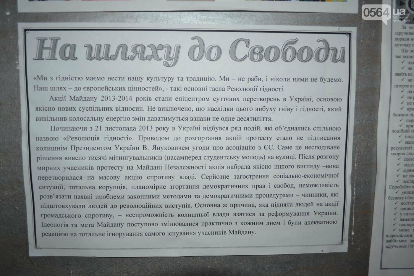 В школе Кривого Рога ремонтируют пол 5-копеечными монетами, - ФОТО, фото-15