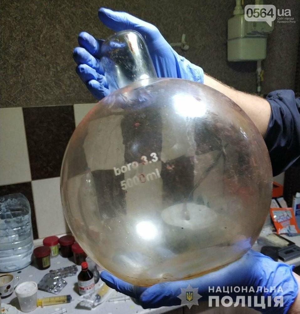 Полиция ликвидировала один из наркопритонов в Кривом Роге, - ФОТО, фото-4