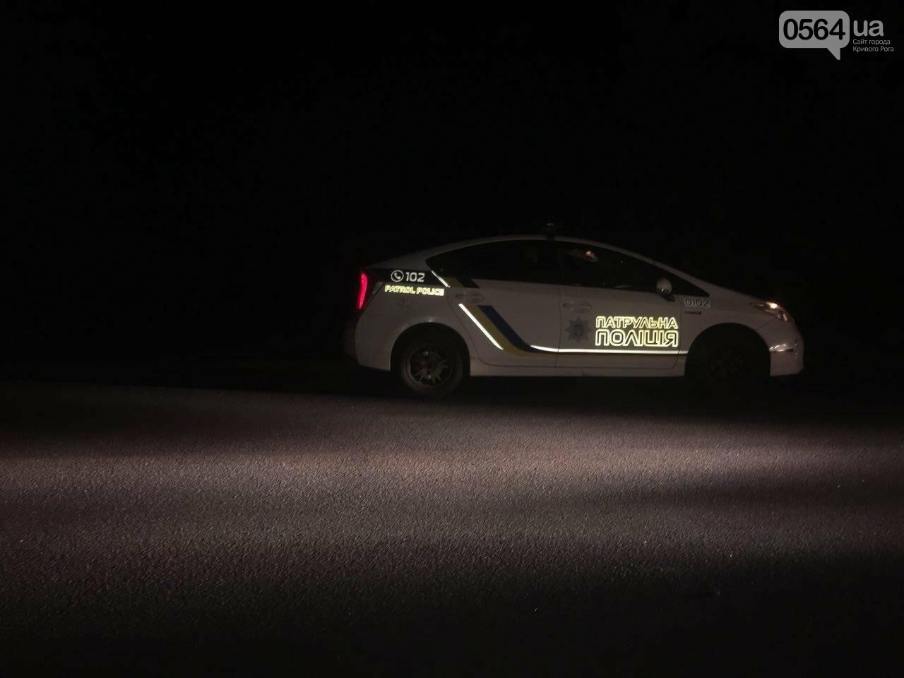 В Кривом Роге микроавтобус снес электроопору: пропал водитель и свет, - ФОТО  , фото-3