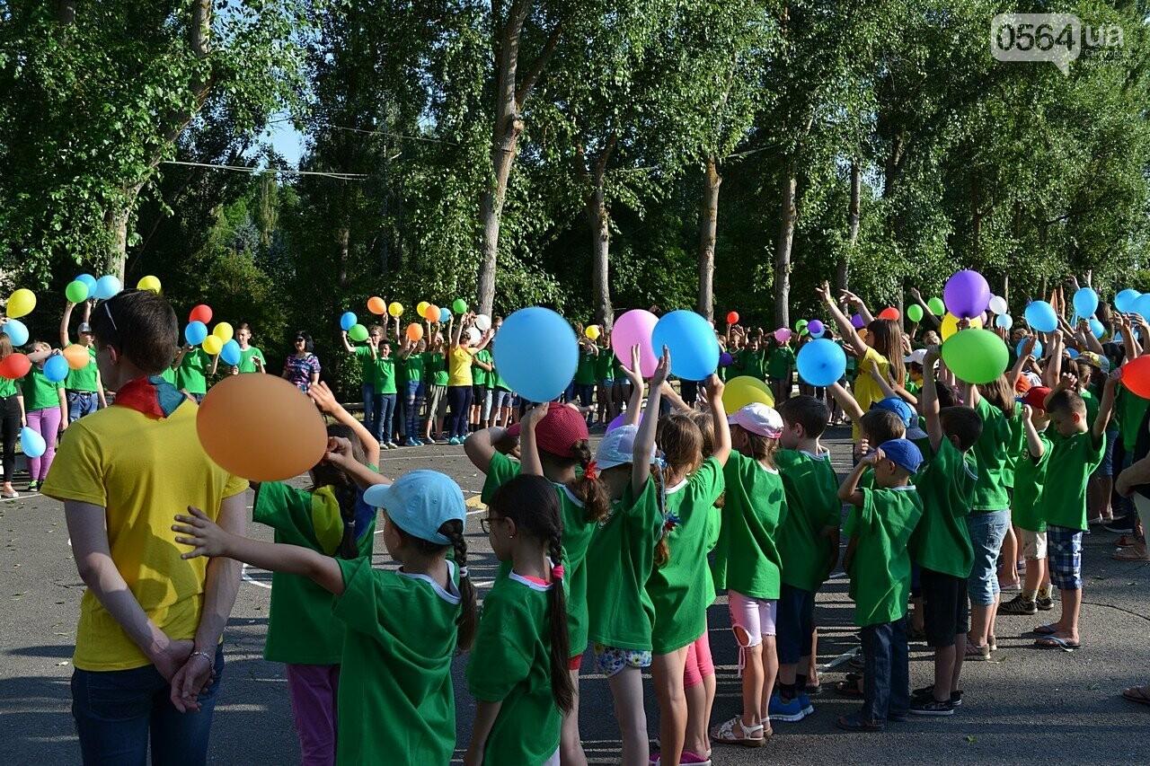В Кривом Роге подвели итоги оздоровительной кампании детей: 76% школьников отдыхали летом в лагерях, - ФОТО, фото-4