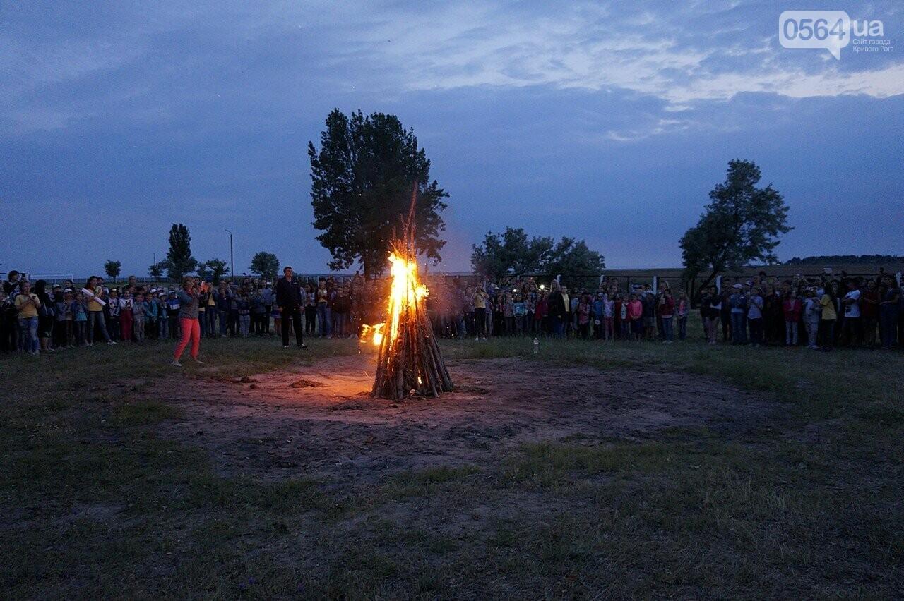 В Кривом Роге подвели итоги оздоровительной кампании детей: 76% школьников отдыхали летом в лагерях, - ФОТО, фото-2