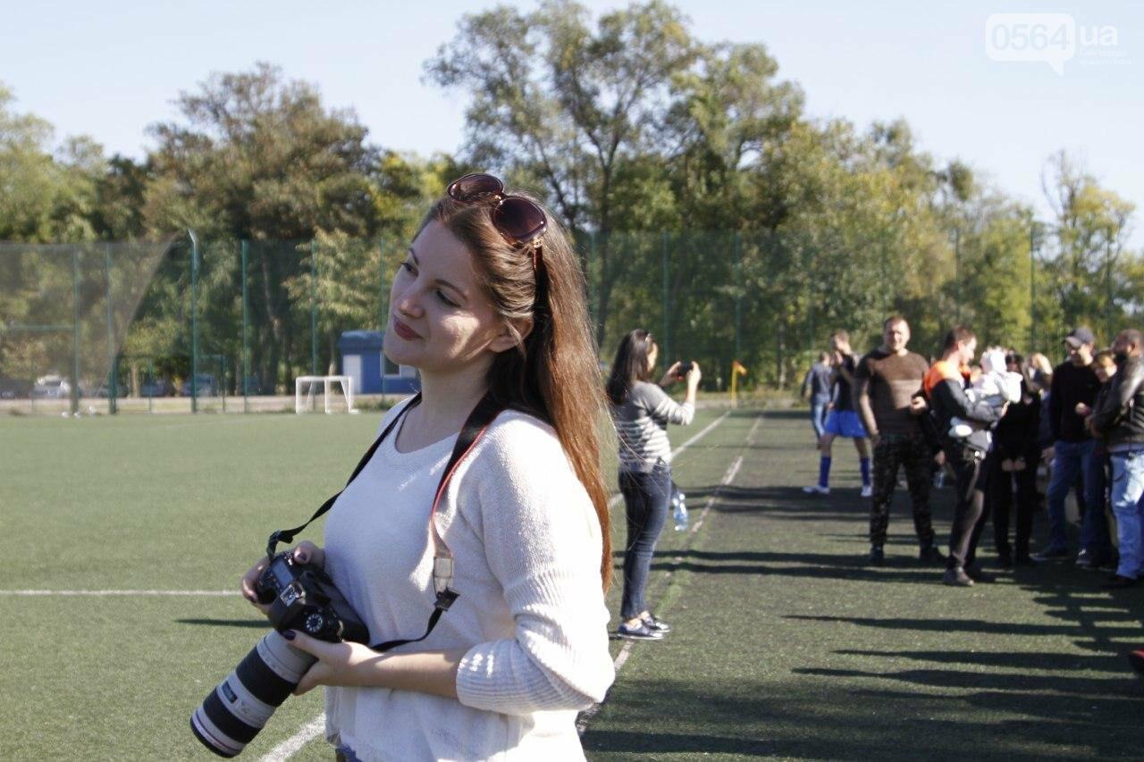 Во время товарищеского матча между журналистами и патрульными было забито 11 голов, - ФОТО, ВИДЕО, фото-15