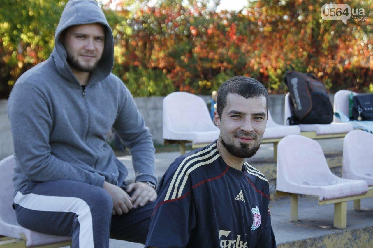 Во время товарищеского матча между журналистами и патрульными было забито 11 голов, - ФОТО, ВИДЕО, фото-8