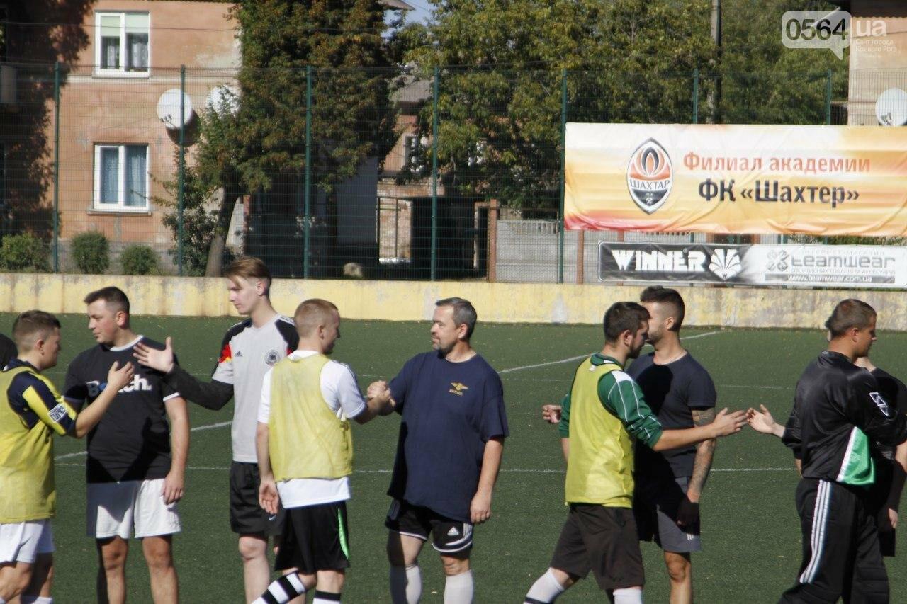 Во время товарищеского матча между журналистами и патрульными было забито 11 голов, - ФОТО, ВИДЕО, фото-19