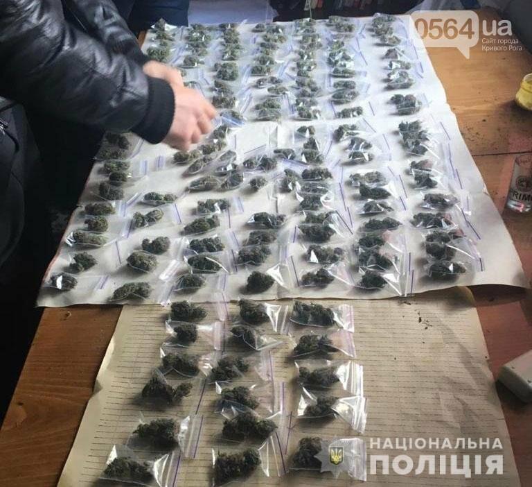 У криворожанина изъяли марихуаны на четверть миллиона гривен , фото-1