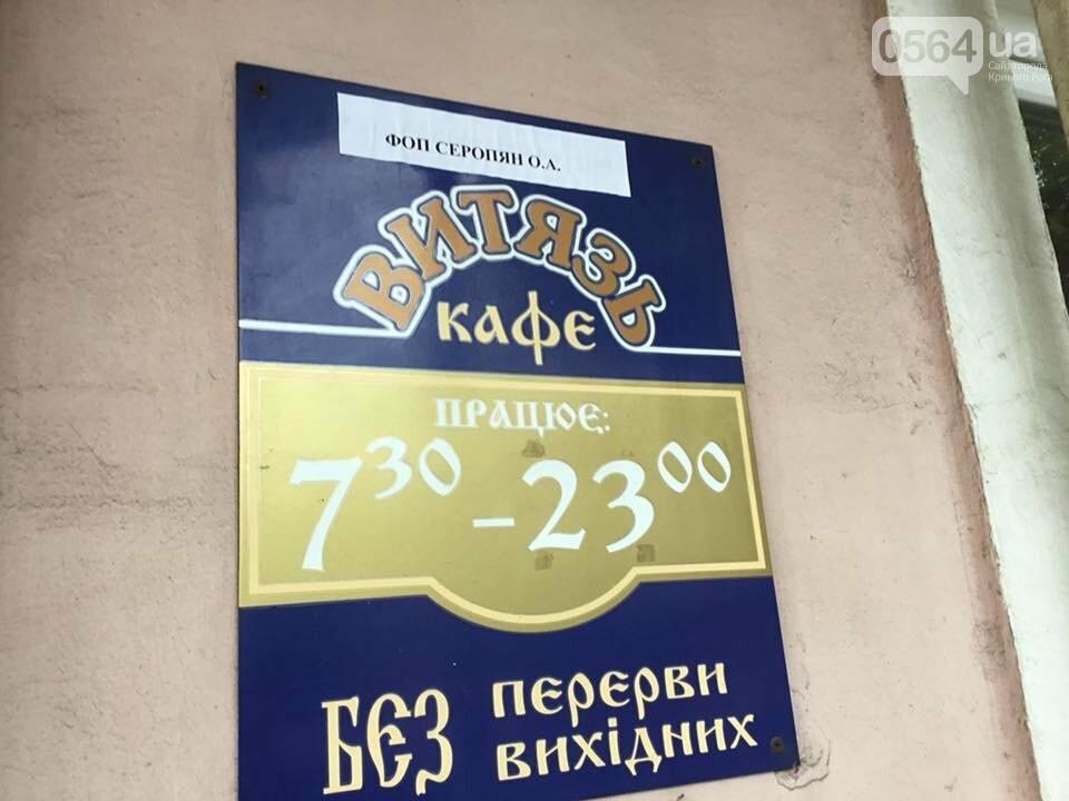 В Кривом Роге активисты нашли в кафе водку неизвестного производства, - ФОТО, фото-4