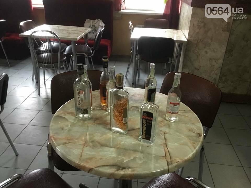 В Кривом Роге активисты нашли в кафе водку неизвестного производства, - ФОТО, фото-11