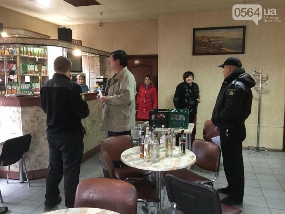 В Кривом Роге активисты нашли в кафе водку неизвестного производства, - ФОТО, фото-12