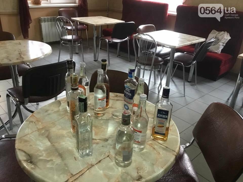 В Кривом Роге активисты нашли в кафе водку неизвестного производства, - ФОТО, фото-17