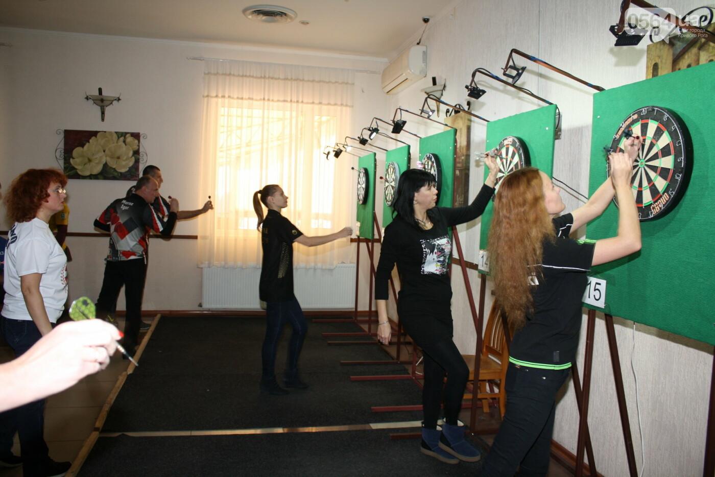 При поддержке ЧАО «СУХА БАЛКА» DCH в Кривом Роге прошли Х и ХІ этапы Кубка Украины по дартсу, фото-1