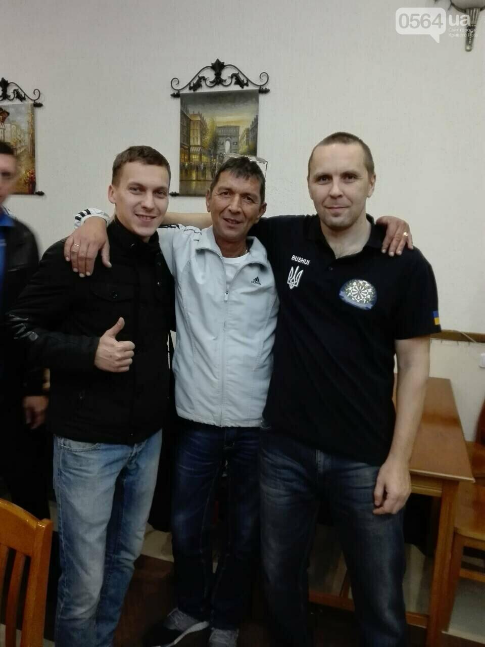 При поддержке ЧАО «СУХА БАЛКА» DCH в Кривом Роге прошли Х и ХІ этапы Кубка Украины по дартсу, фото-2