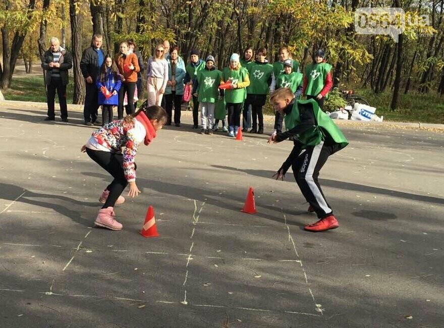 Полезный опыт: школьники Терновского лицея учатся экологической культуре и узнают историю края, фото-1
