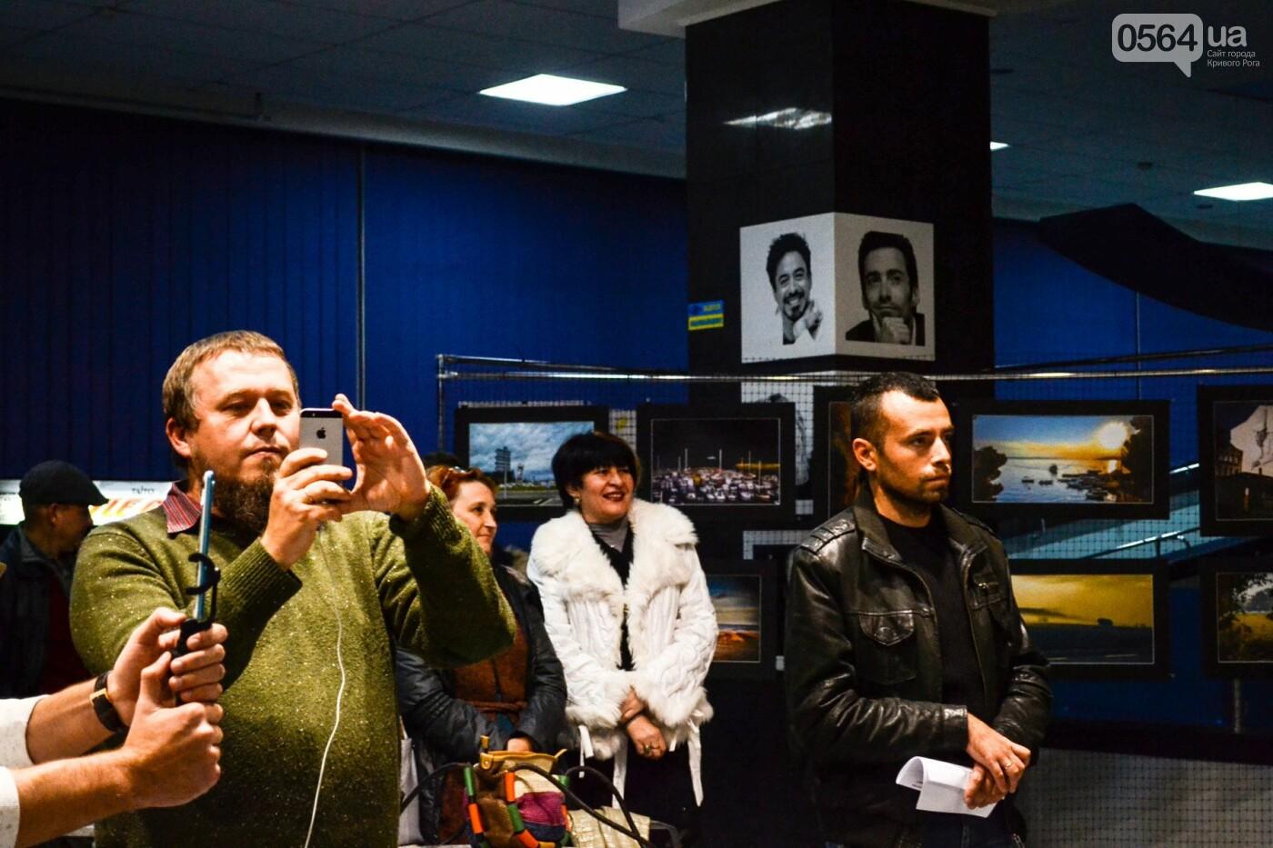 """""""Дорогами Европы"""": в Кривом Роге проходит уникальная фотовыставка ветерана АТО, - ФОТО, ВИДЕО, фото-7"""