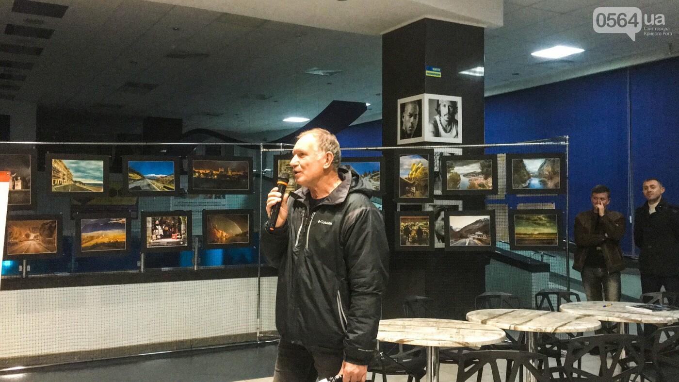 """""""Дорогами Европы"""": в Кривом Роге проходит уникальная фотовыставка ветерана АТО, - ФОТО, ВИДЕО, фото-24"""