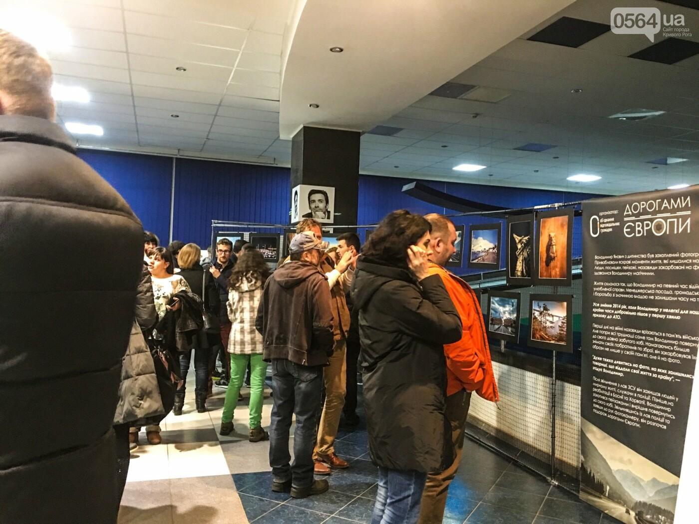 """""""Дорогами Европы"""": в Кривом Роге проходит уникальная фотовыставка ветерана АТО, - ФОТО, ВИДЕО, фото-27"""