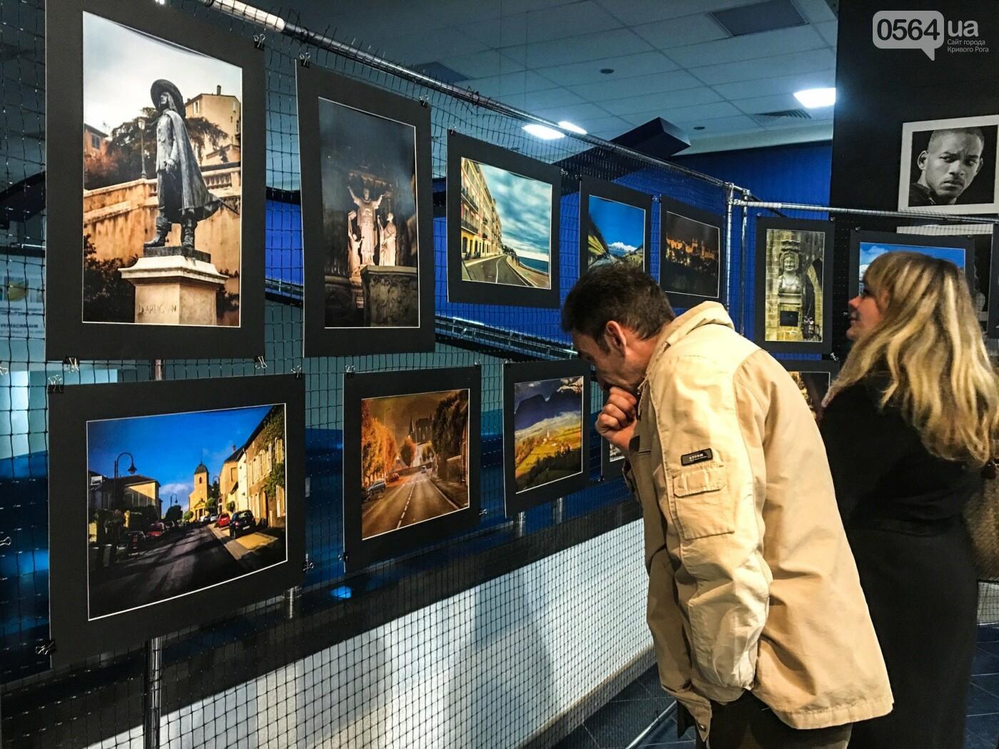 """""""Дорогами Европы"""": в Кривом Роге проходит уникальная фотовыставка ветерана АТО, - ФОТО, ВИДЕО, фото-29"""
