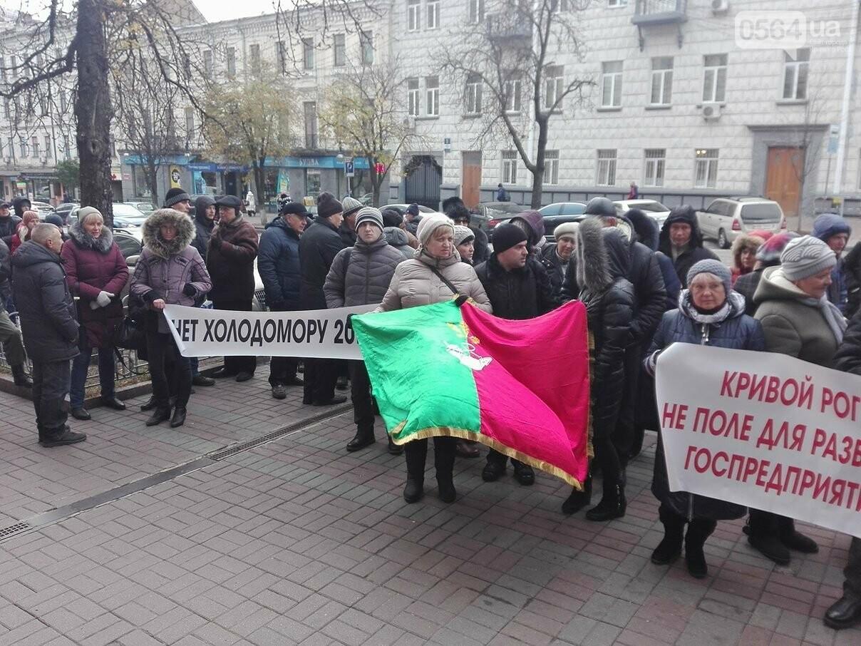"""Нет Холодомору!"": криворожане пикетируют ""Нафтогаз"", - ФОТО , фото-4"