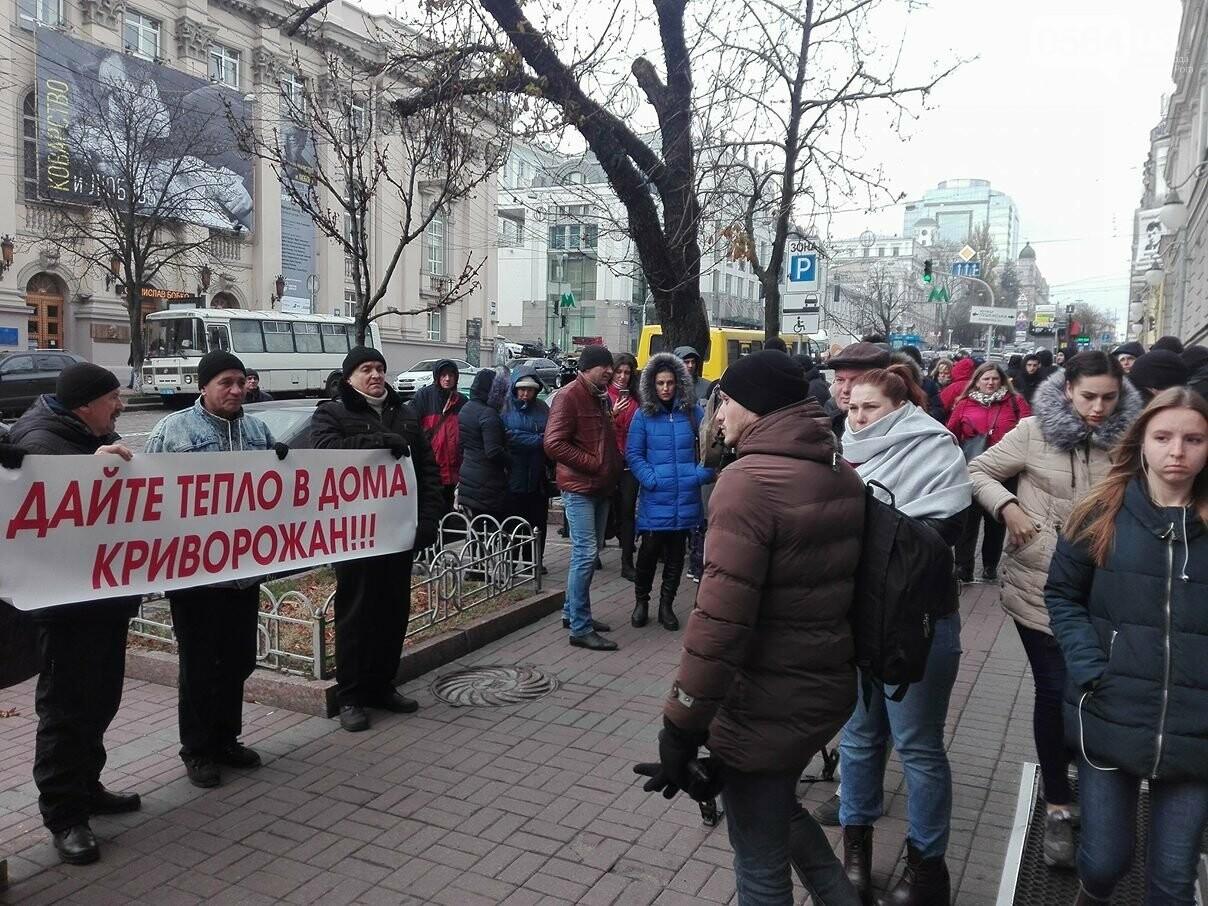 """Нет Холодомору!"": криворожане пикетируют ""Нафтогаз"", - ФОТО , фото-6"