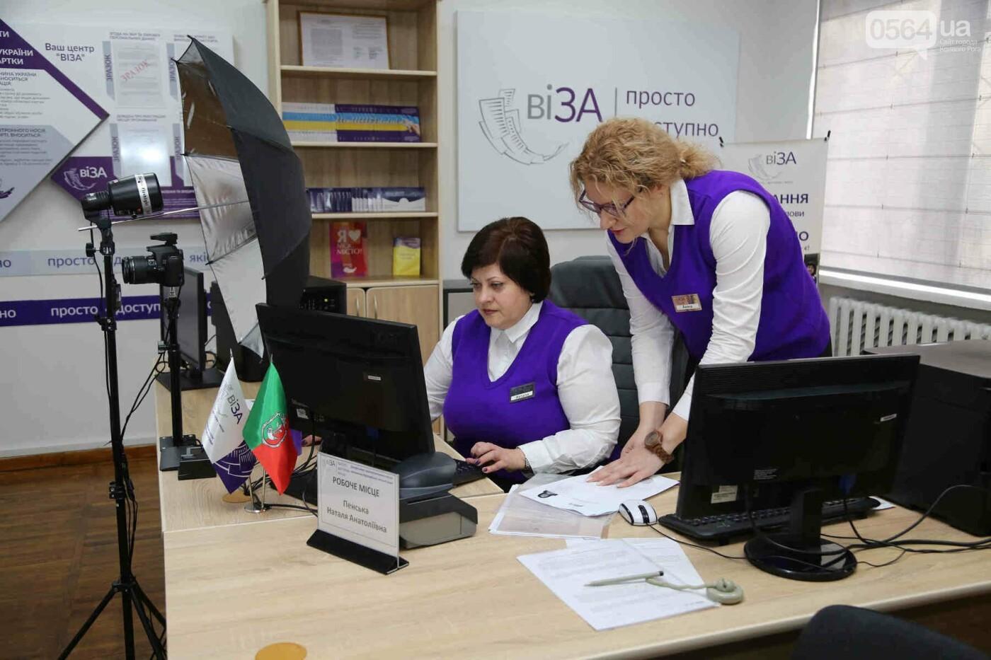 В Кривом Роге заработал паспортный офис в Саксаганском районе,- ФОТО , фото-3